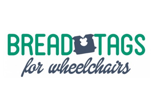 Nido supports bread tags for wheelchairs
