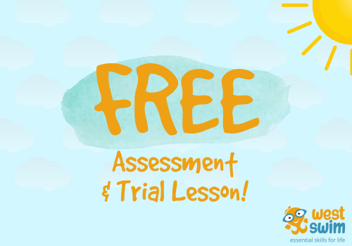 Free assessment lesson at WestSwim
