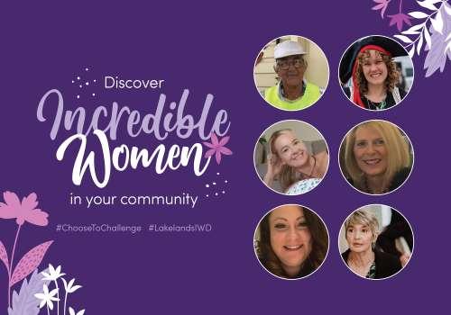 Lakelands Incredible Women
