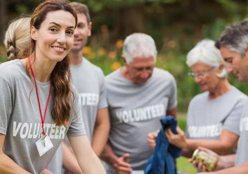 Step into Volunteering – Information session