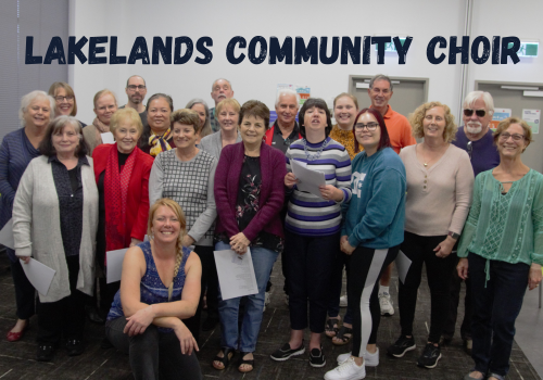 Lakelands Community Choir