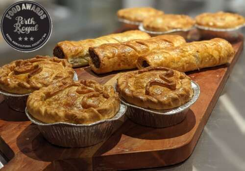 Simmo's wins four pastry awards